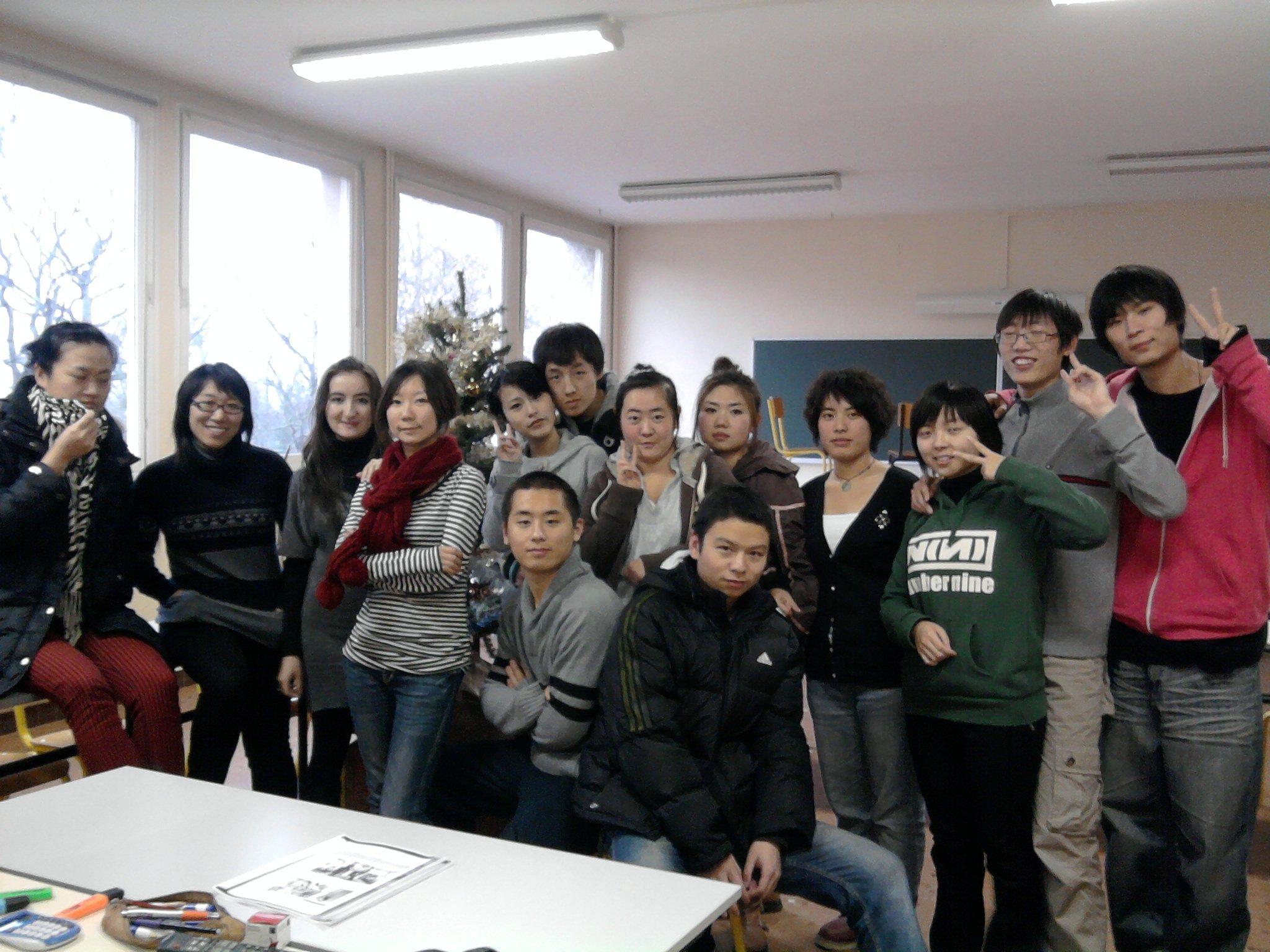 Classe à oel 2009